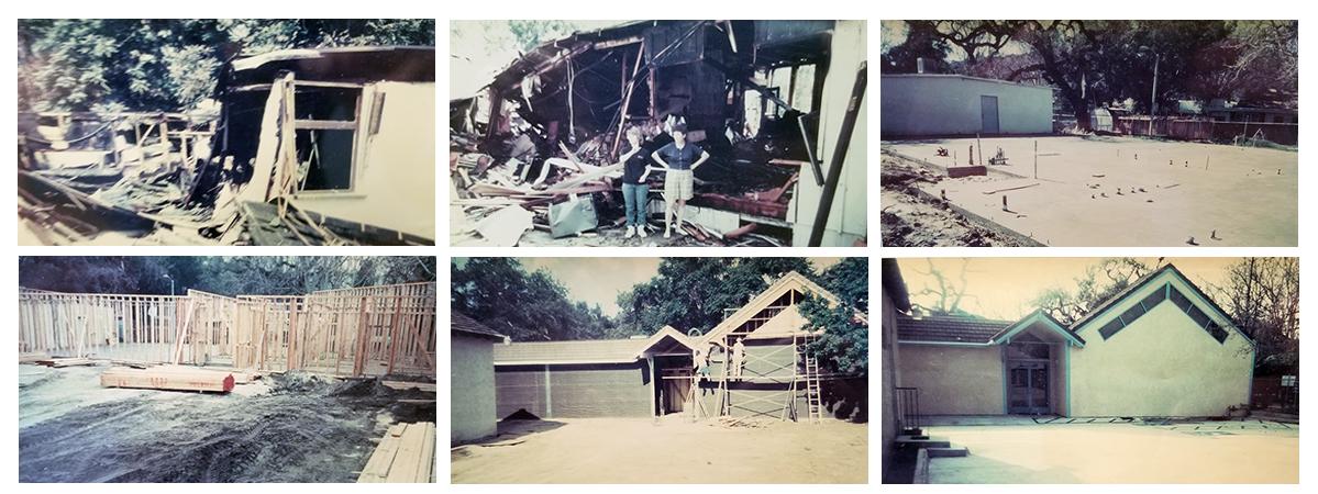 Historical Photos of Conejo Valley Lodge