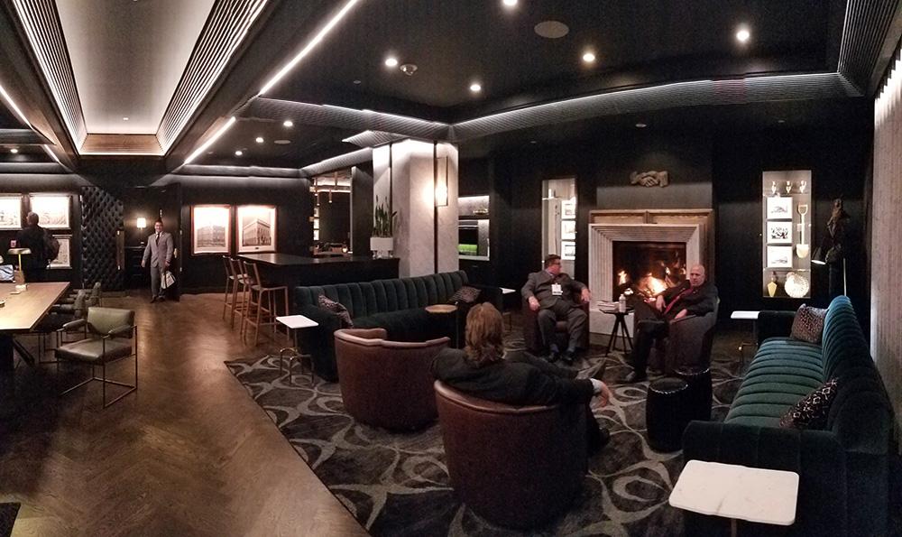 Grand Lodge California Lobby