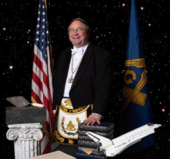 Arthur Weiss Grand Master of Masons