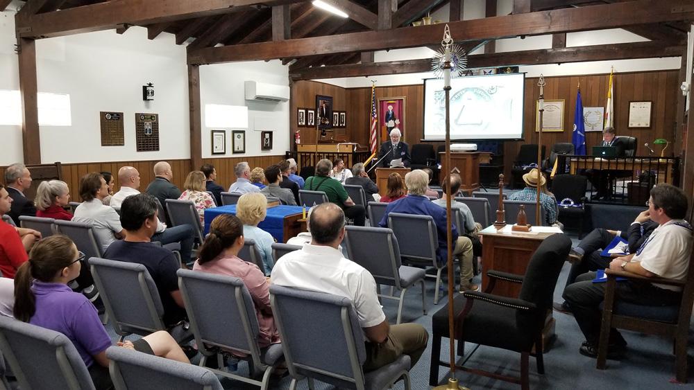 Masonic Presentations