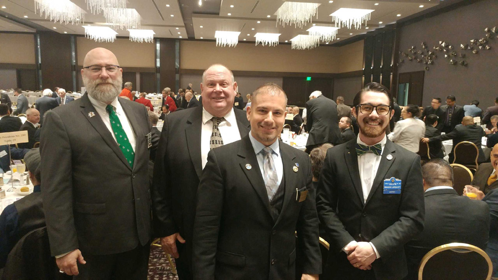 602nd District Masters and Inspector