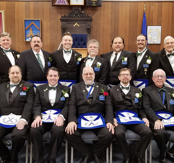 Conejo Valley Lodge Officers 2020