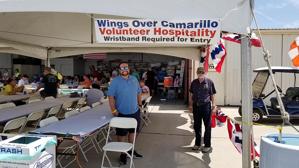 Wings Over Camarillo Hospitality